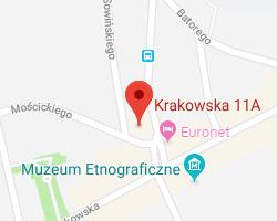 Tarnów, ul. Krakowska 11a