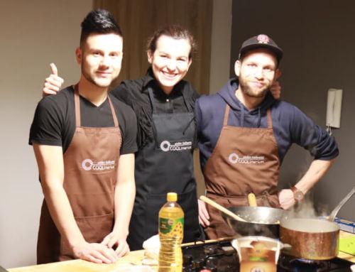 """Warsztaty kulinarne w ramach rekrutacji do IV edycji projektu """"Gotuj po hiszpańsku II"""""""
