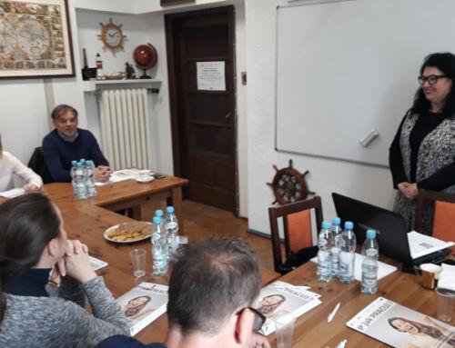 Warsztaty Aktywnego Poszukiwania Pracy i Pozytywnego Wizerunku – 6 – 9 maja 2019 Kraków