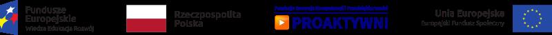 Logotypy UE, RP