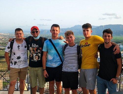 Hiszpańska przygoda Uczestników XI edycji projektu